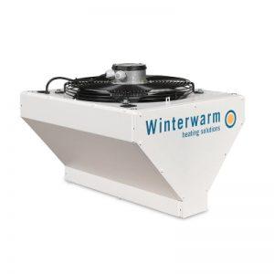 Wizualizacja kurtyny gazowej Winterwarm ACM.