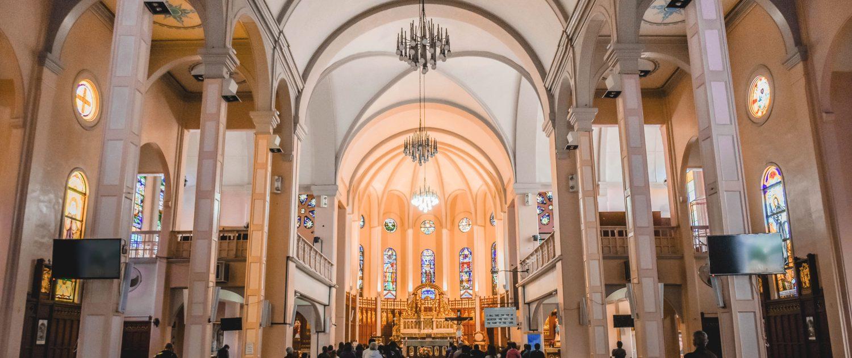 Nowoczesne ogrzewanie kościołów i budynków przemysłowych - Winterwarm